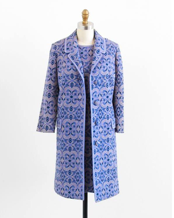 Apple duster coat