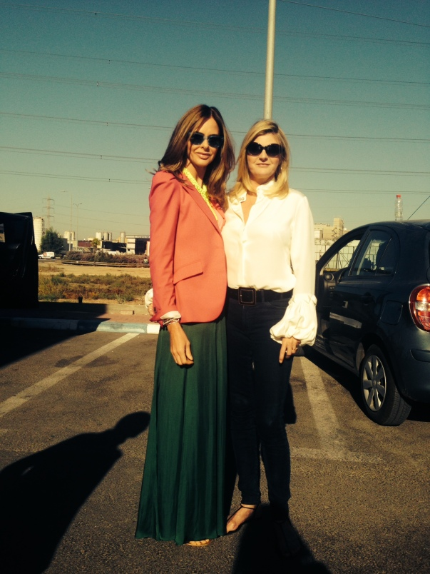 Trinny and Susannah what we wore to go shepherding